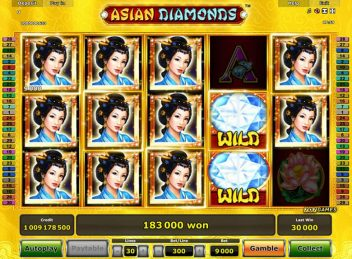 Asian Diamonds™