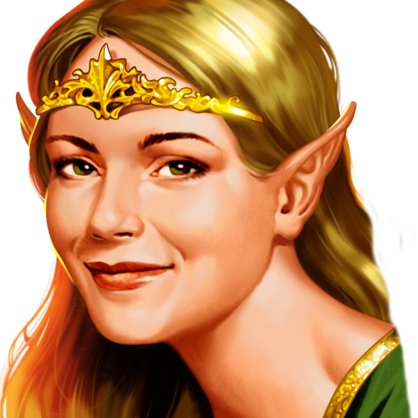 Elven Princess Featured