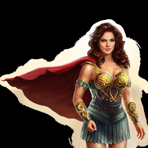 Zenia Queen of War™ Featured