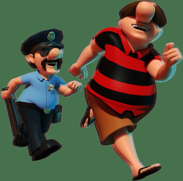 Cops 'n' Robbers™ Vegas Vacation